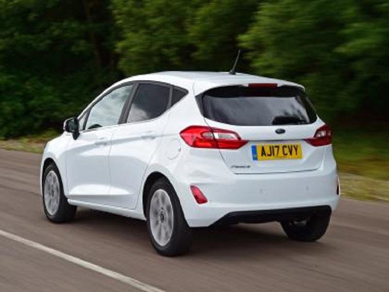 Một số hình ảnh Ford Fiesta phiên bản mới