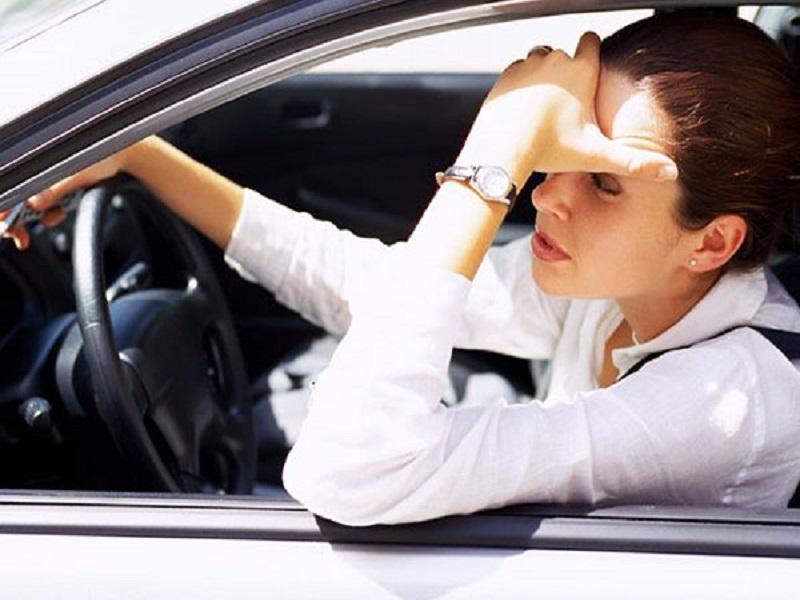 Các phương pháp làm giảm căng thằng khi lái xe