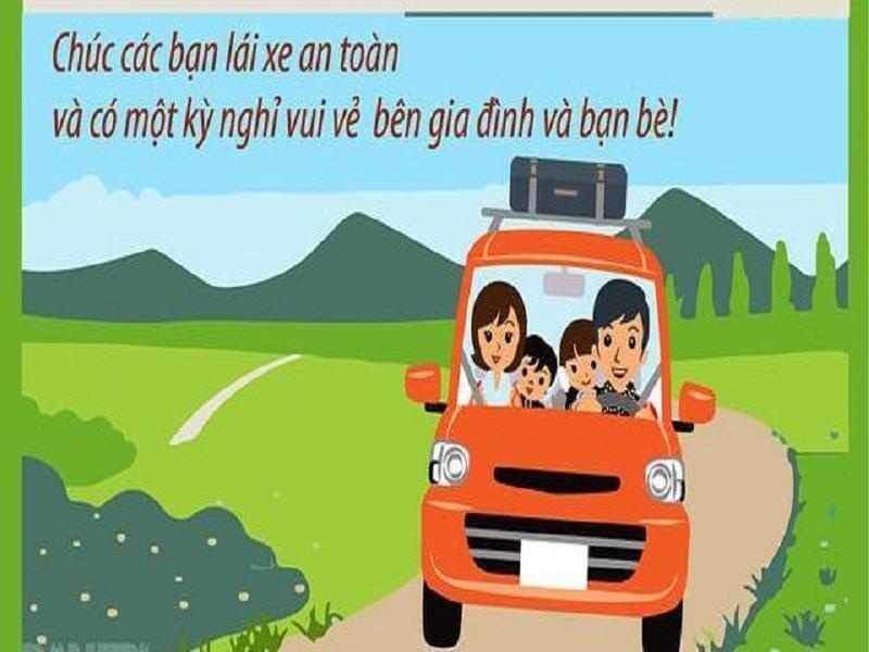 Cẩm nang hữu ích dành cho lái xe