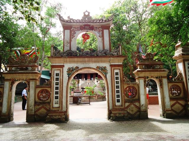 Hà Nội đi Đền sòng - Đền cuông - đền Cơn - Đền ông Hoàng Mười